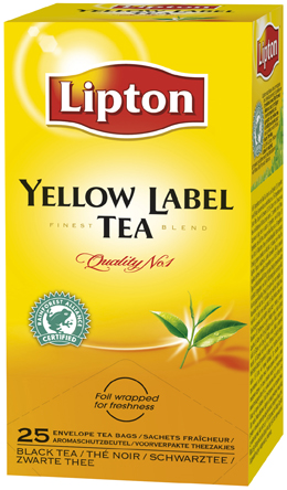 Yellow Label KARTON