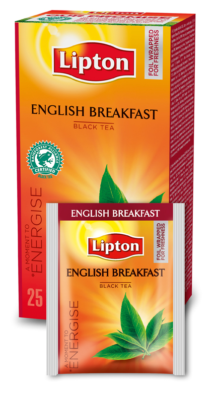 Přírodní černý čaj