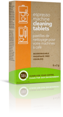 Full Circle™ Retail Espresso Machine Cleaning Tablets