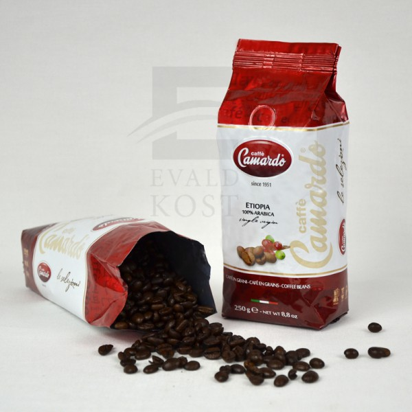 Káva Etiopia 100 % arabica